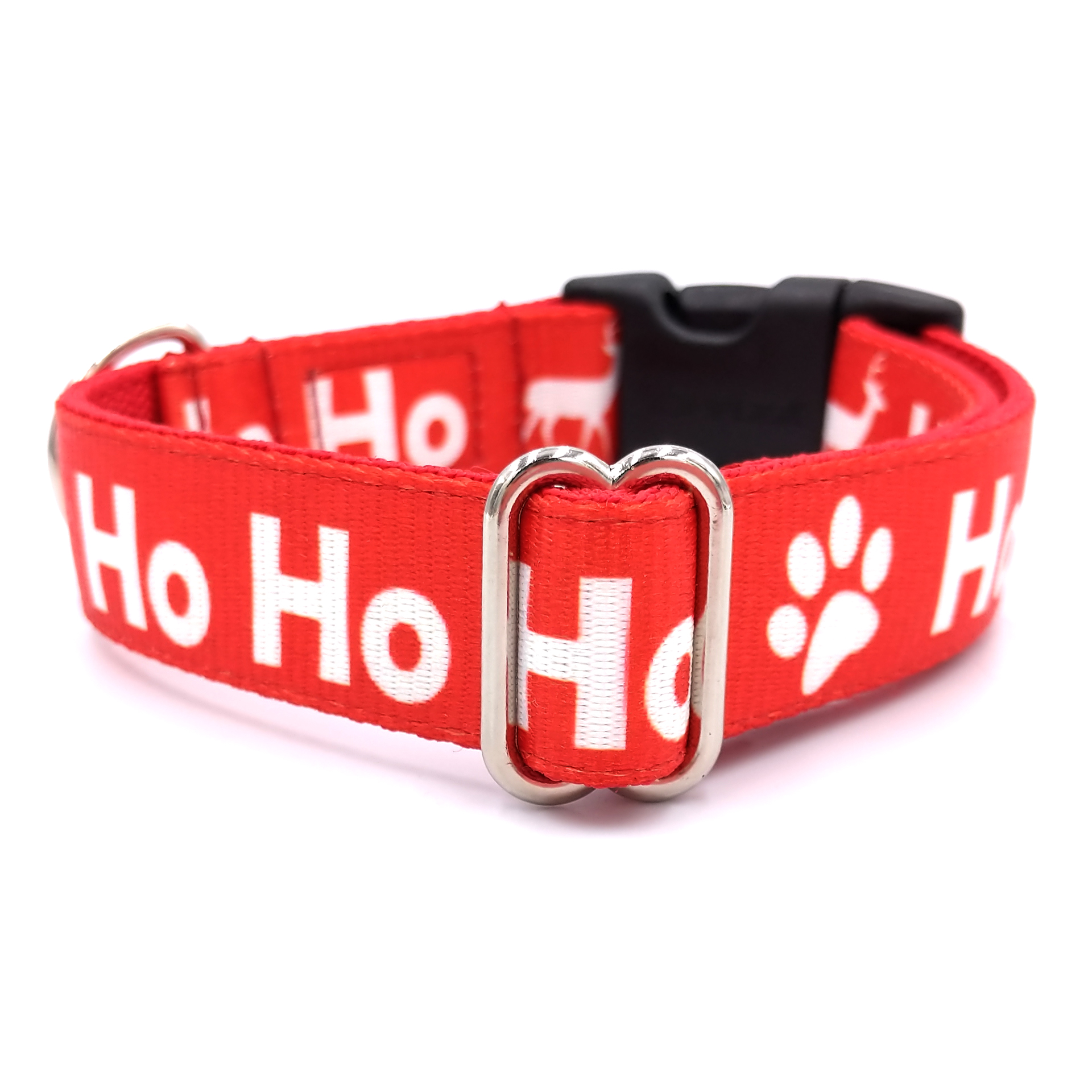 Hohoho dog collar