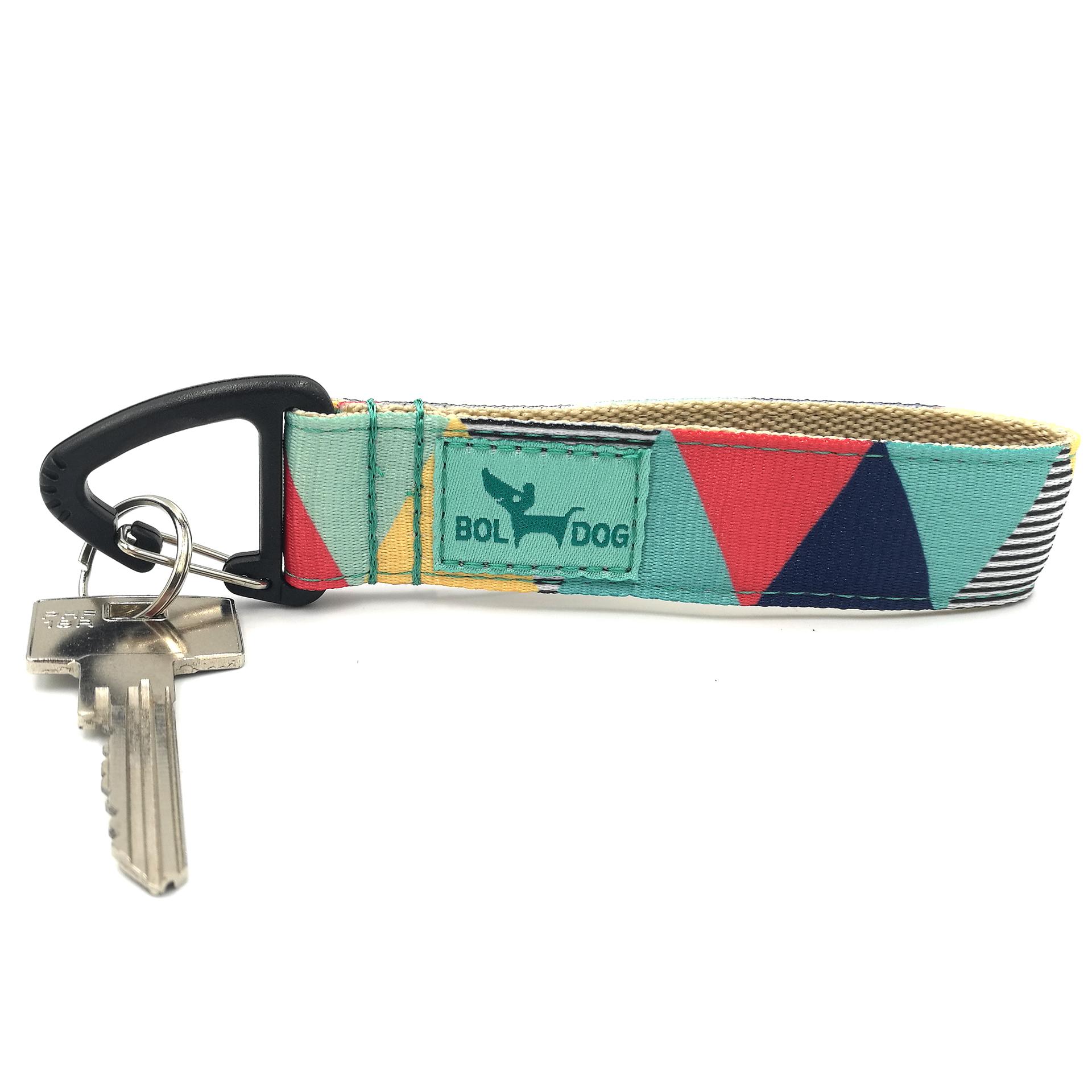 Zigzag boy key holder