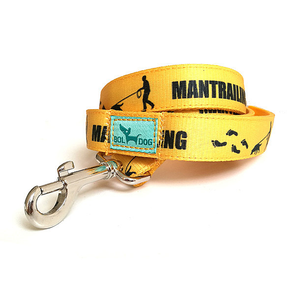 Mantrailing leash