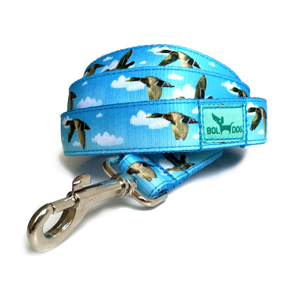 Mallard dog leash