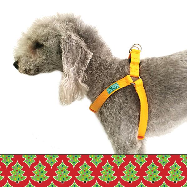 karácsonyfa mintás kutyahám