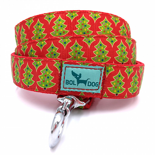 Christmas leash
