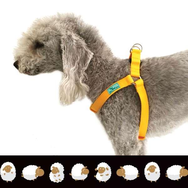 Bárány mintás kutyahám