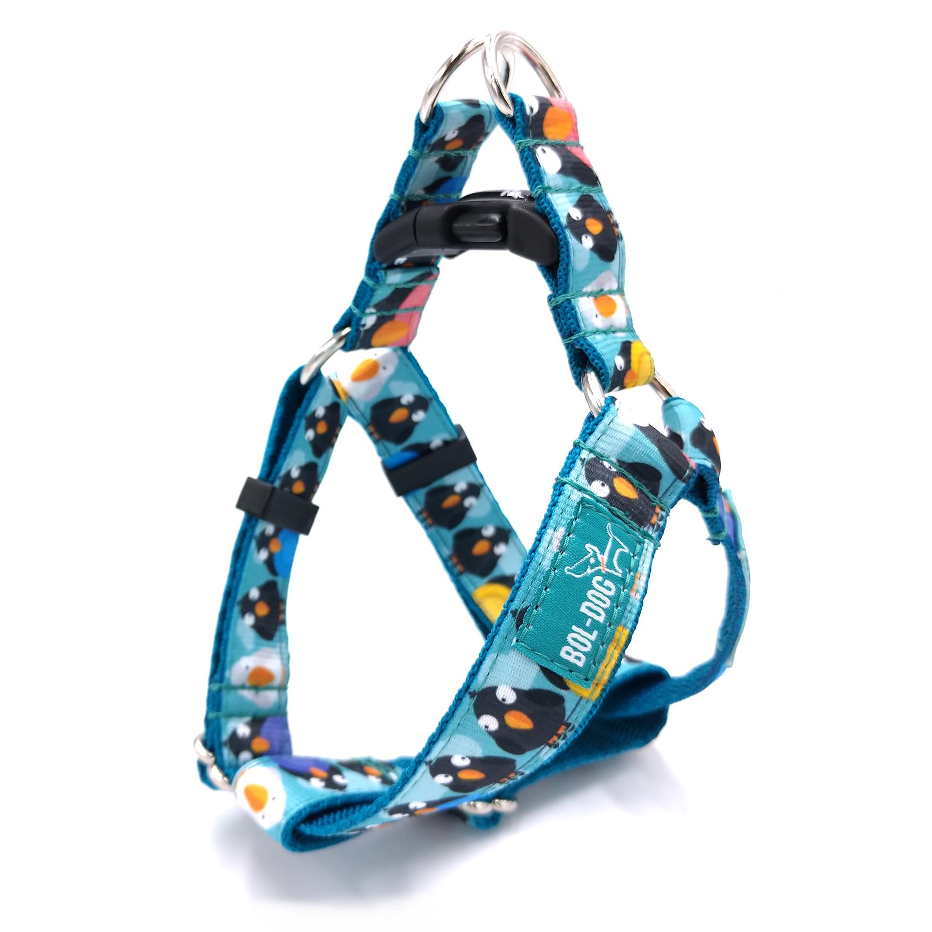 Cuckoo dog harness