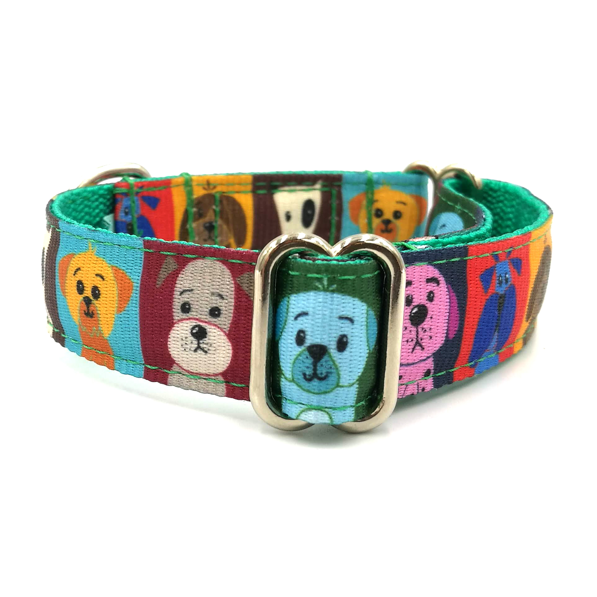 Dog school dog collar