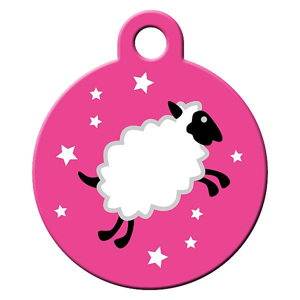 Bárány k. pink