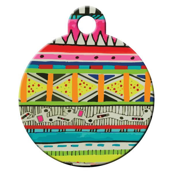 Inca dog ID tag