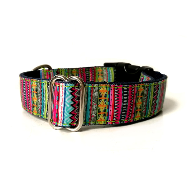 Inca dog collar