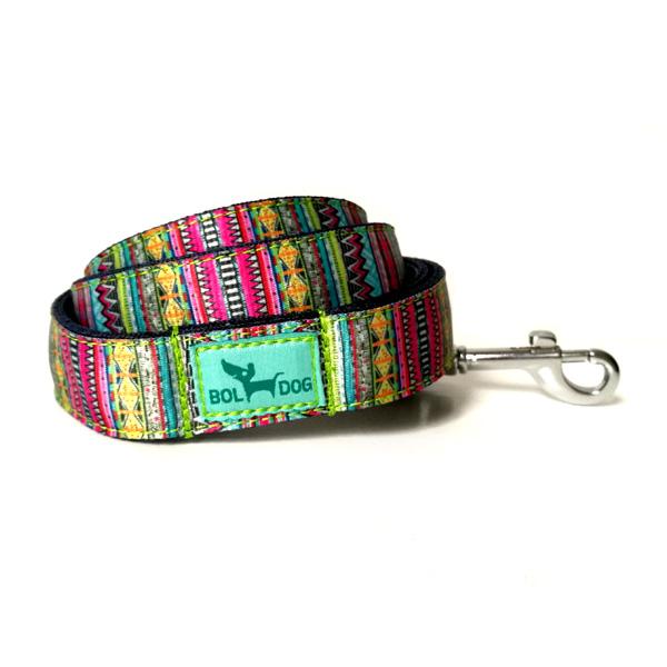 Inca dog leash