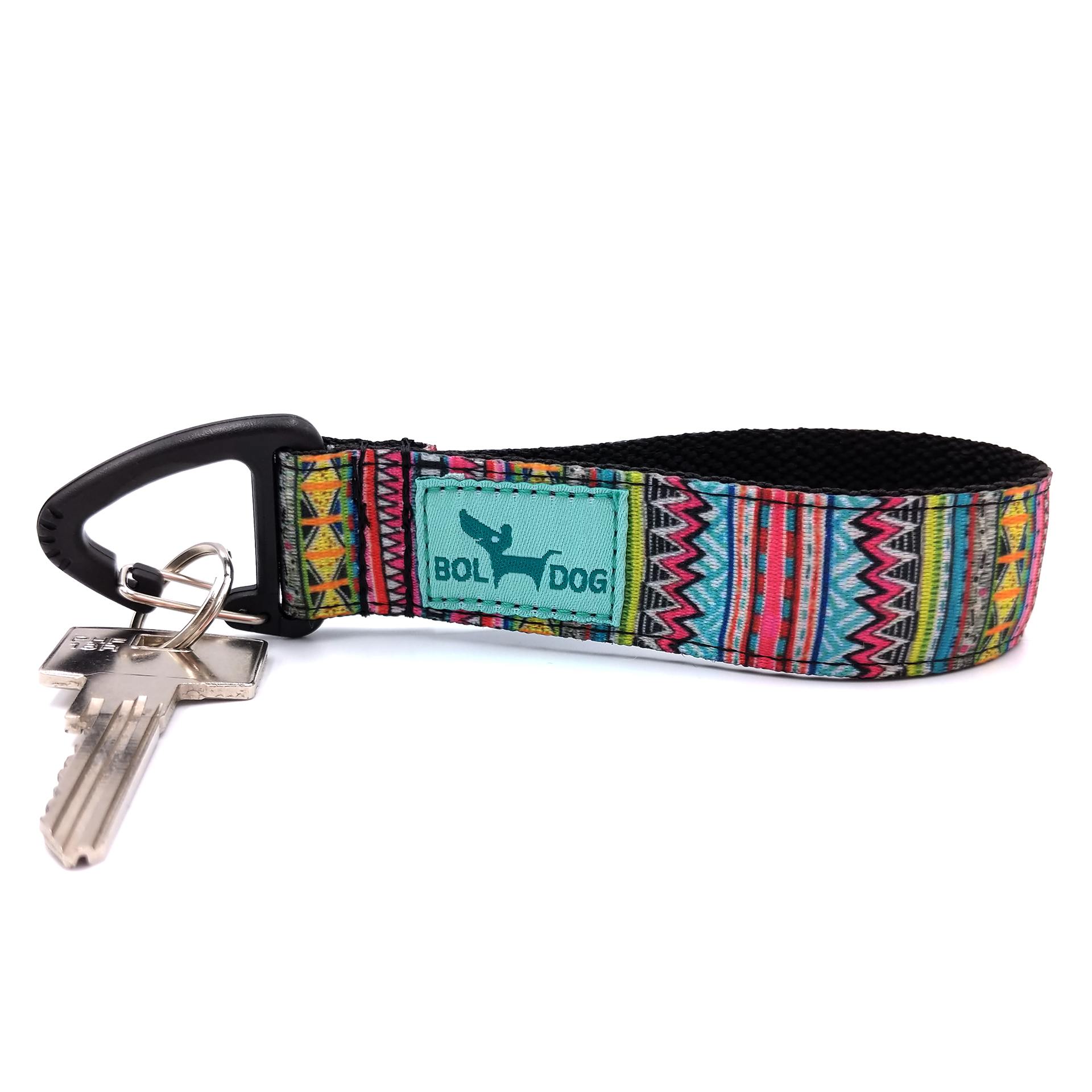 Inca key holder