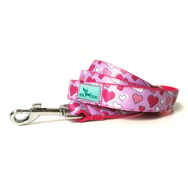 My heart dog leash