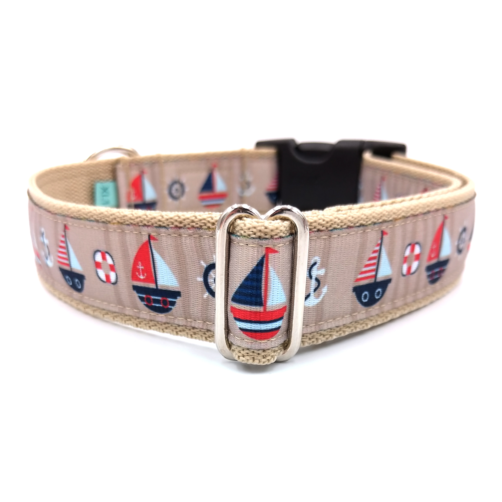 Raft dog collar