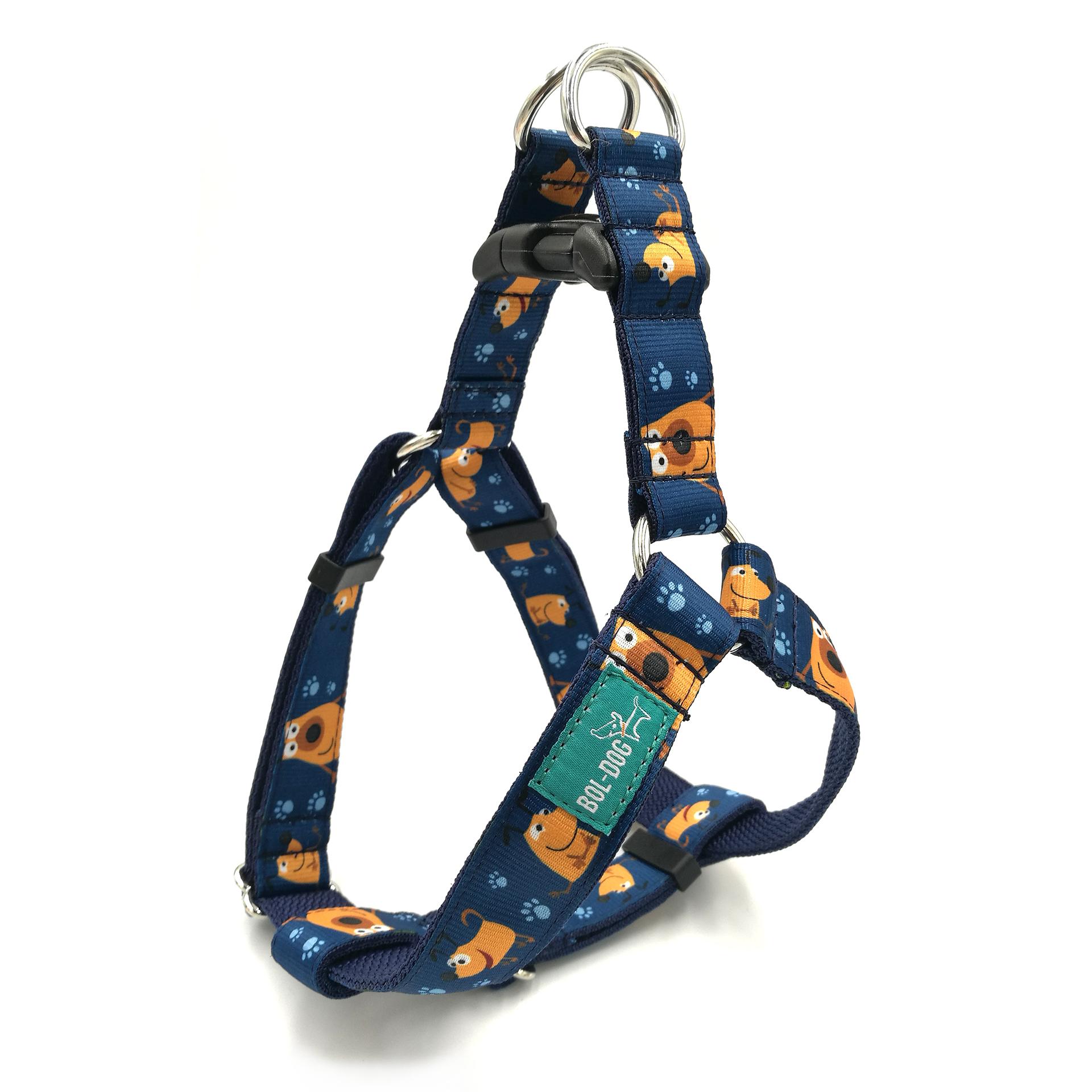 Foodie dog harness