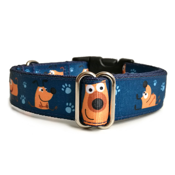 Foodie dog collar