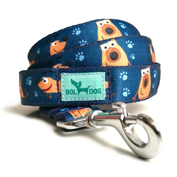 Foodie dog leash