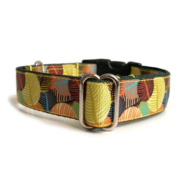 Palm dog collar