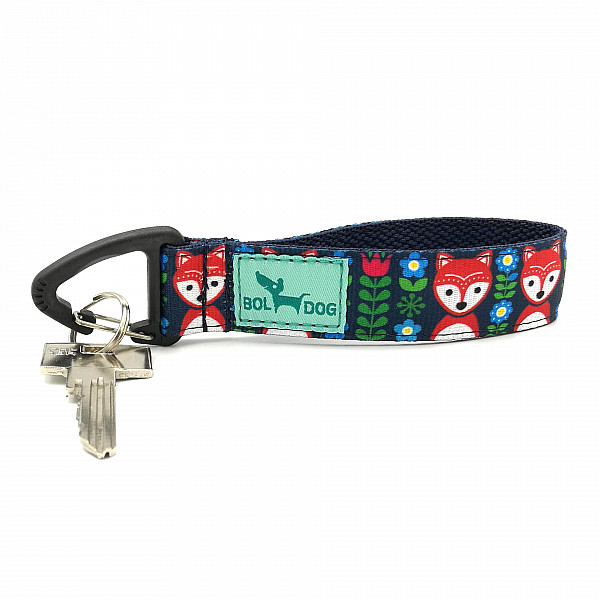 Fox key holder