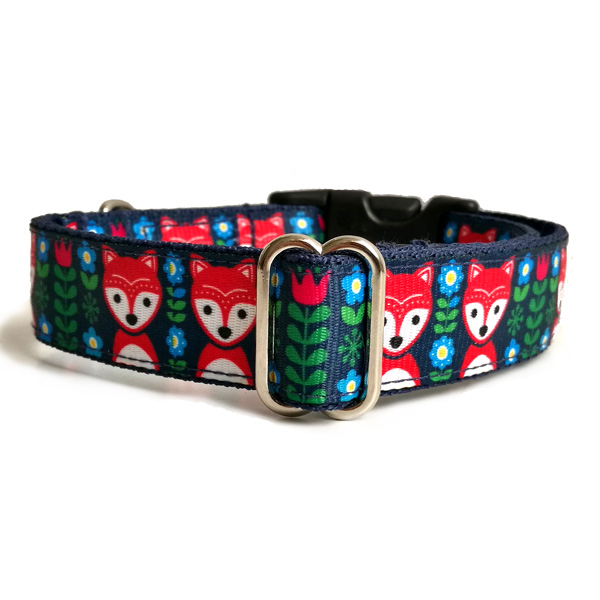 Fox dog collar