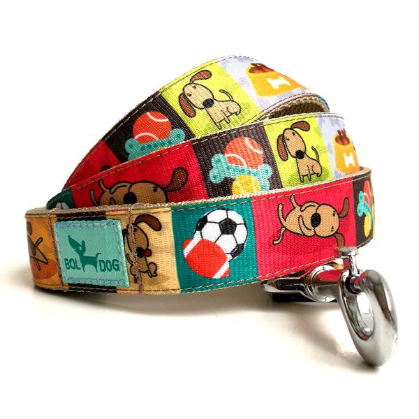 Chillin dog leash