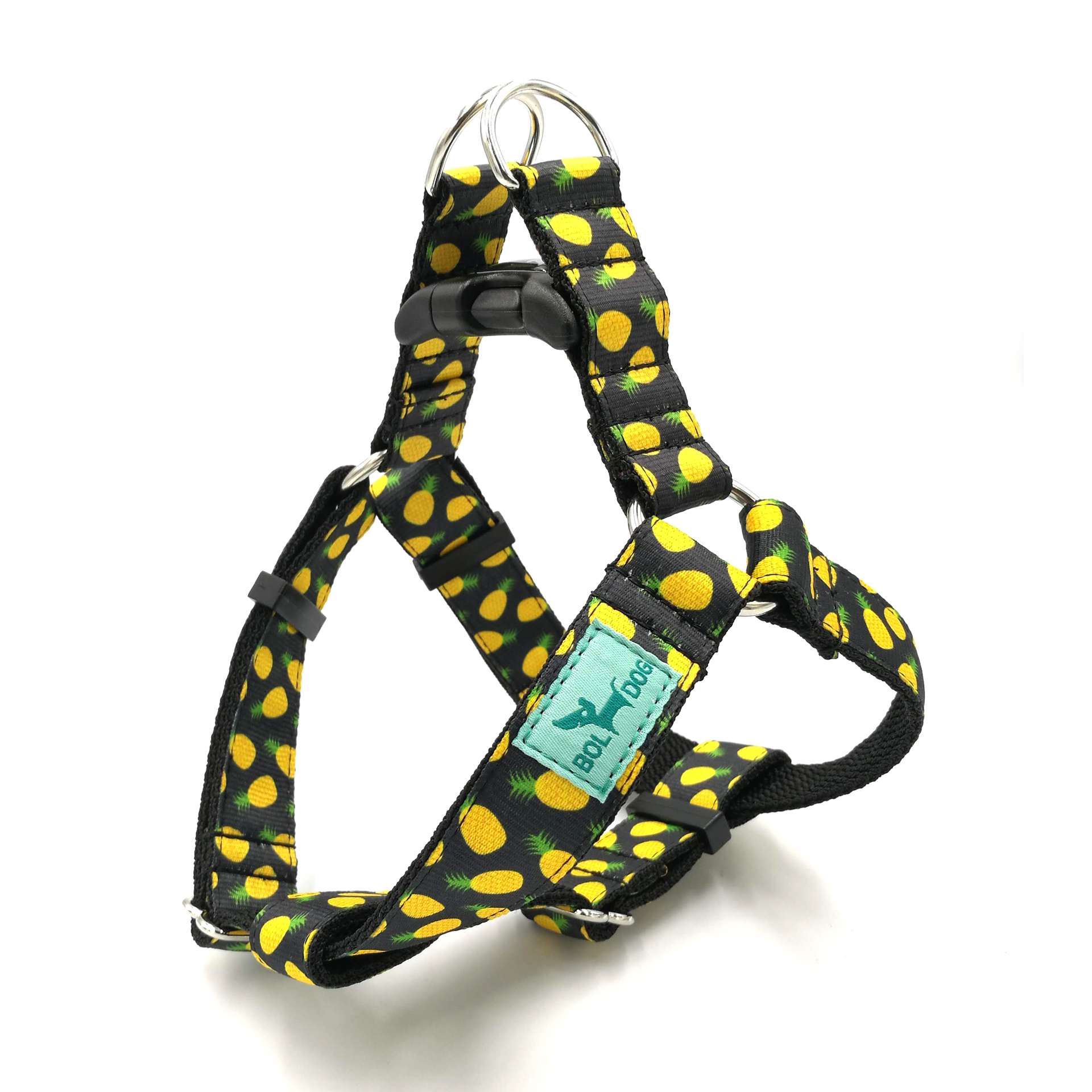 Ananas dog harness