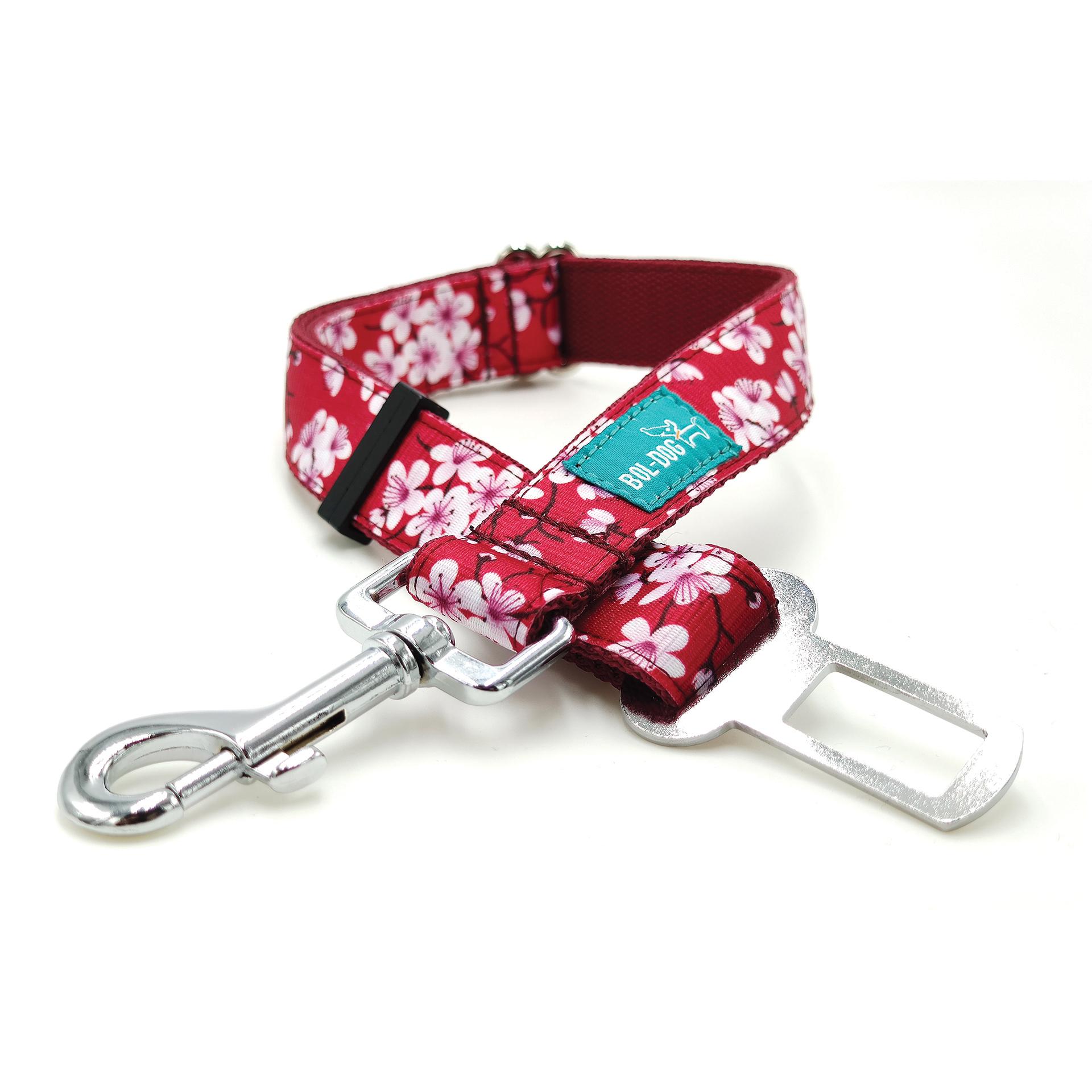 Cherry flower safety belt