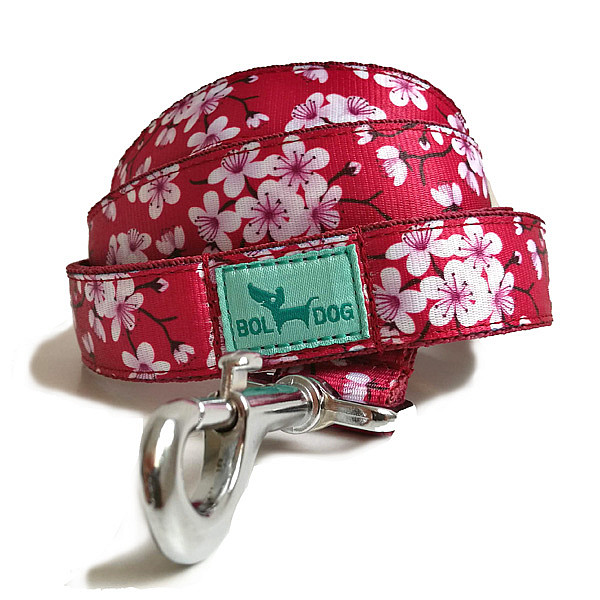 Cherry flower leash