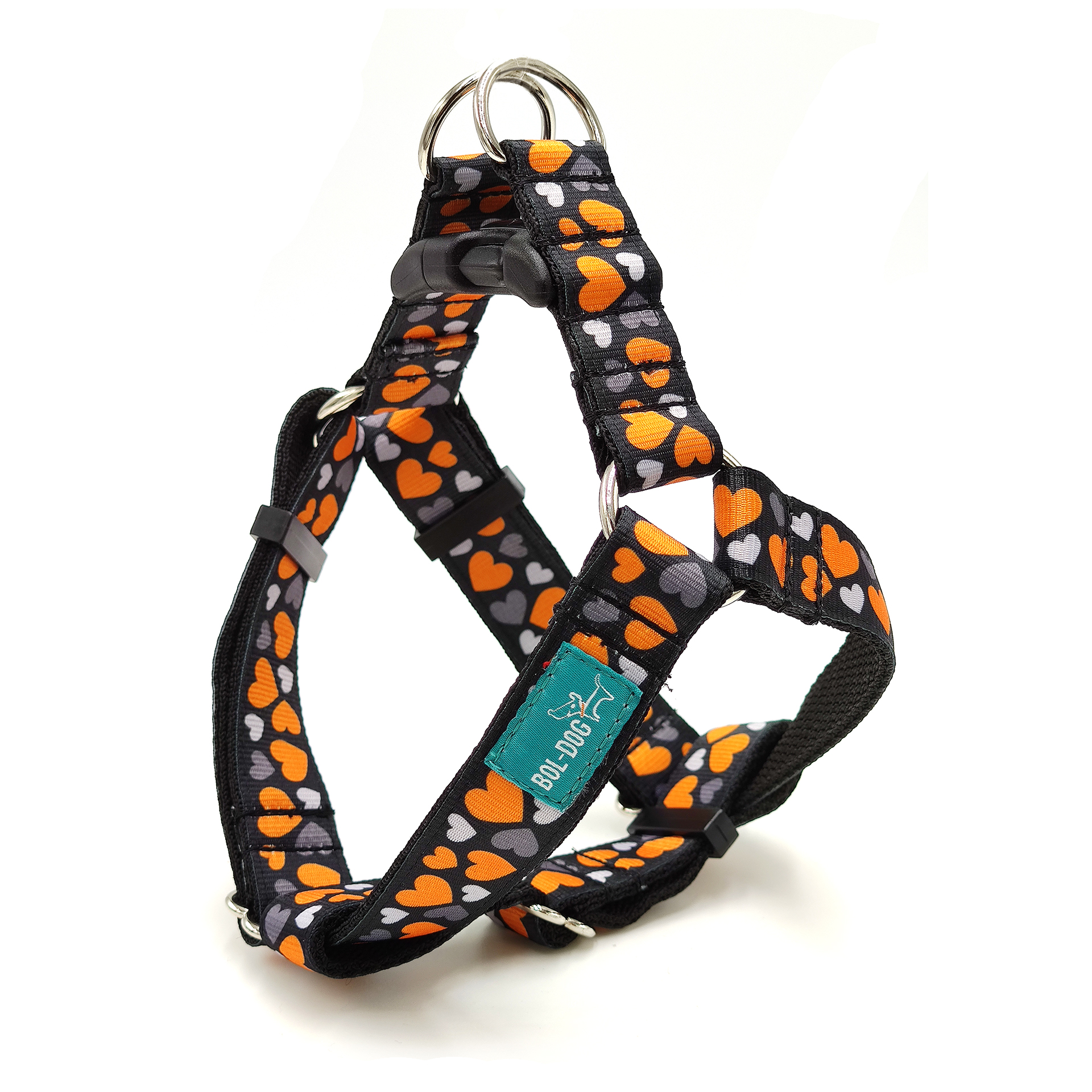 Darling dog harness