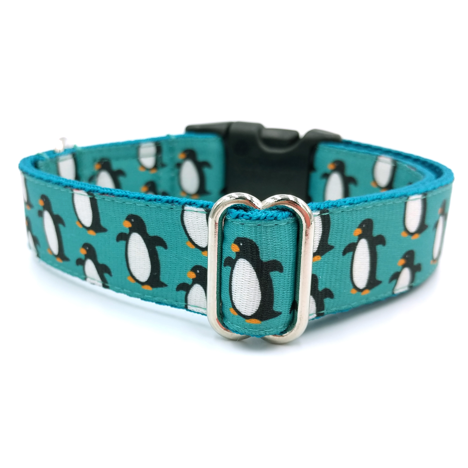 Penguin dog collar