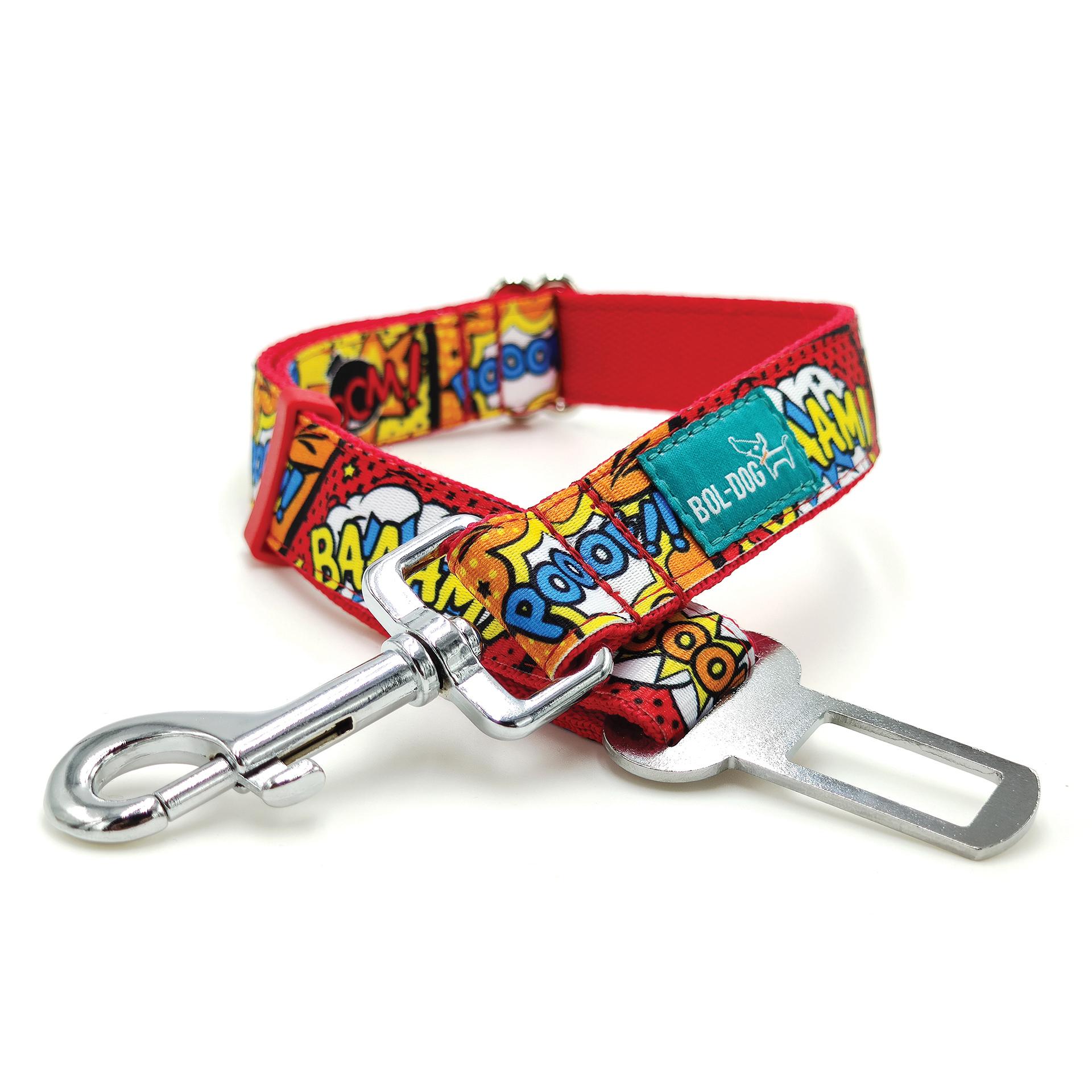 Bang safety belt
