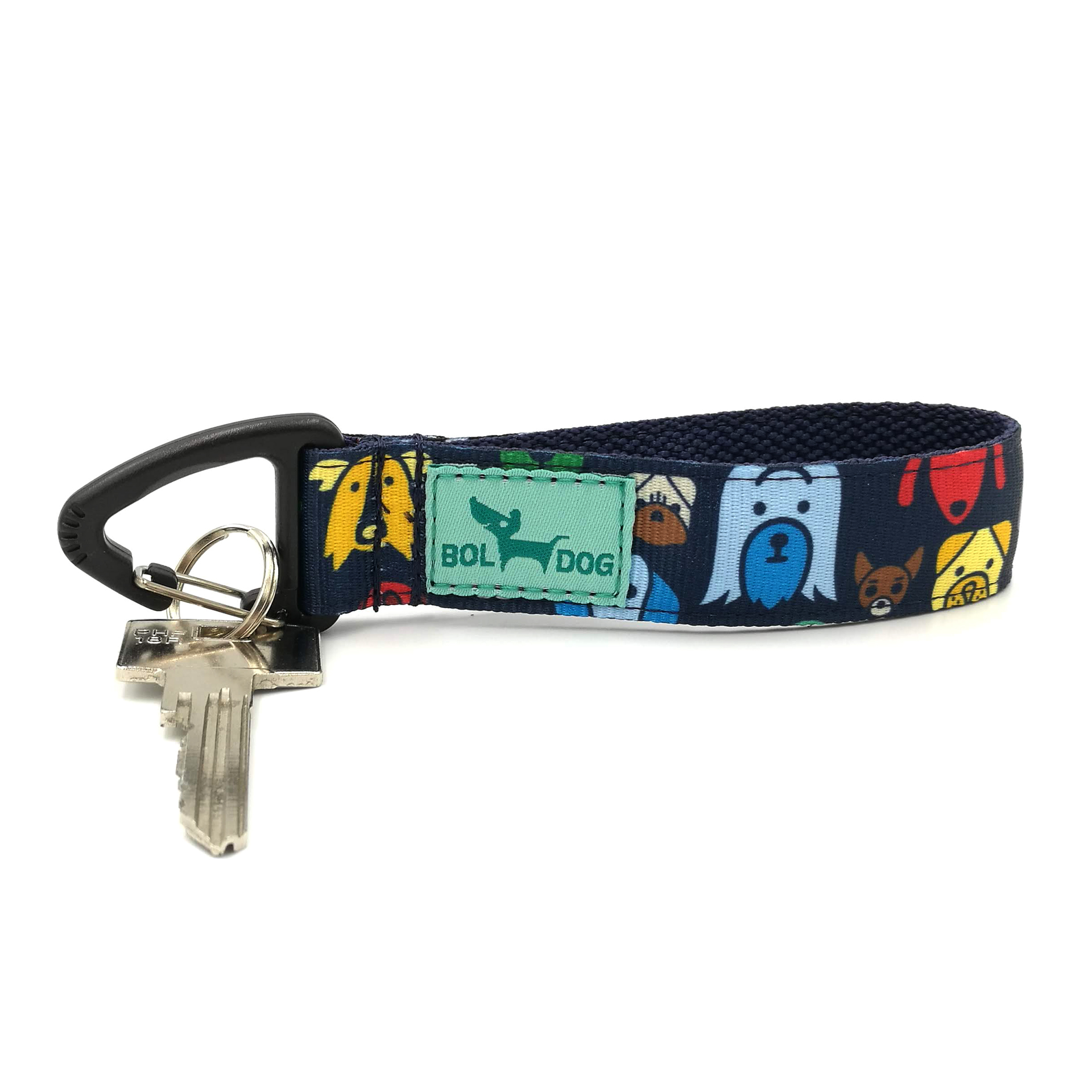 Pack key holder
