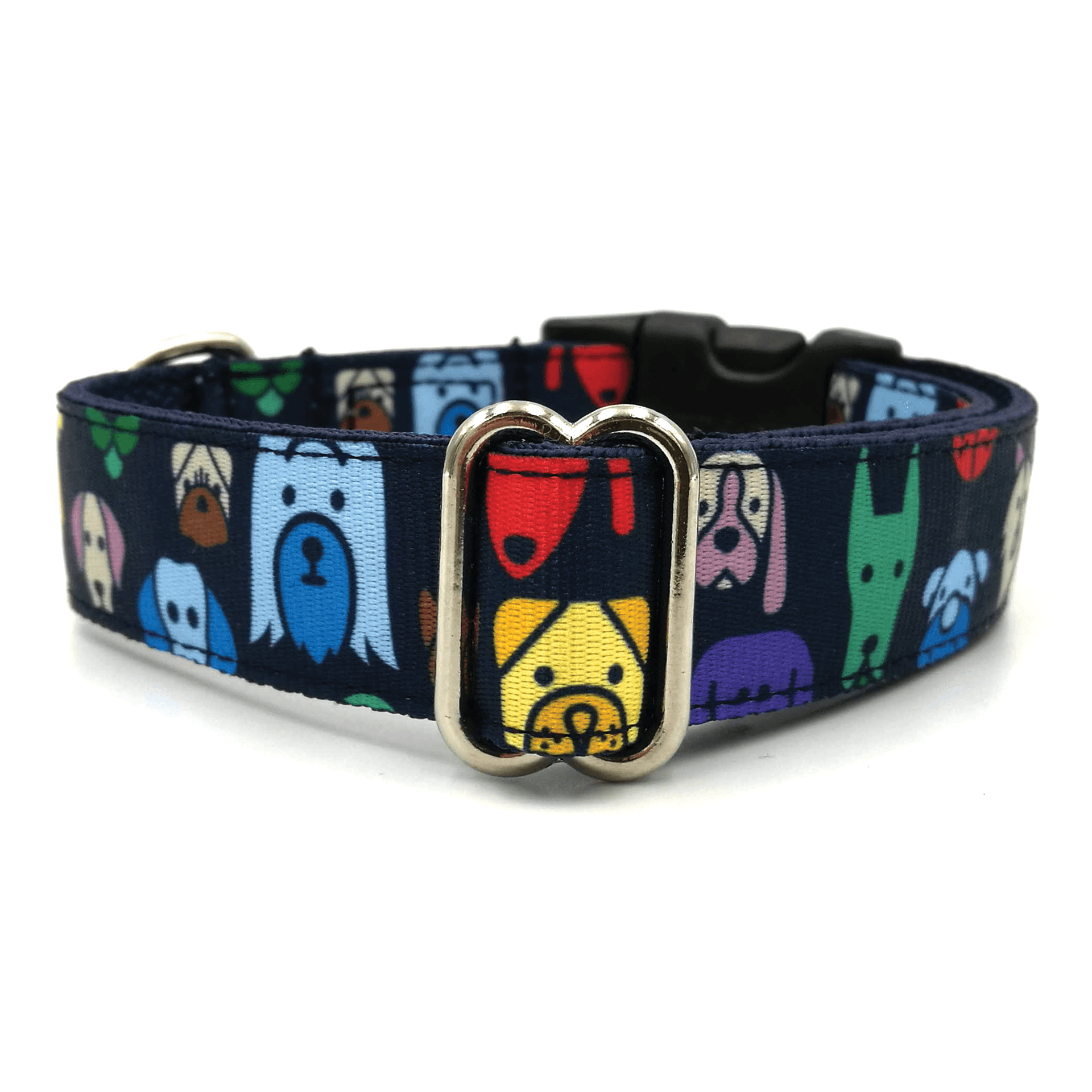 Pack dog collar