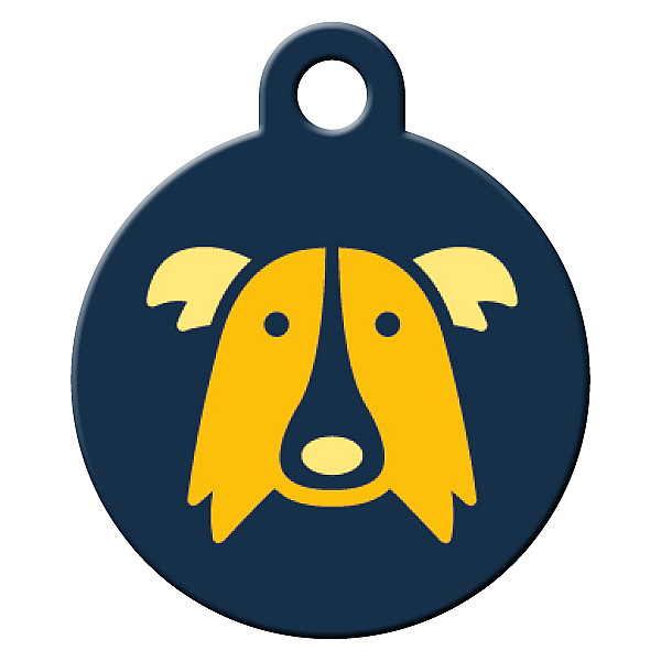 Pack dog ID tag