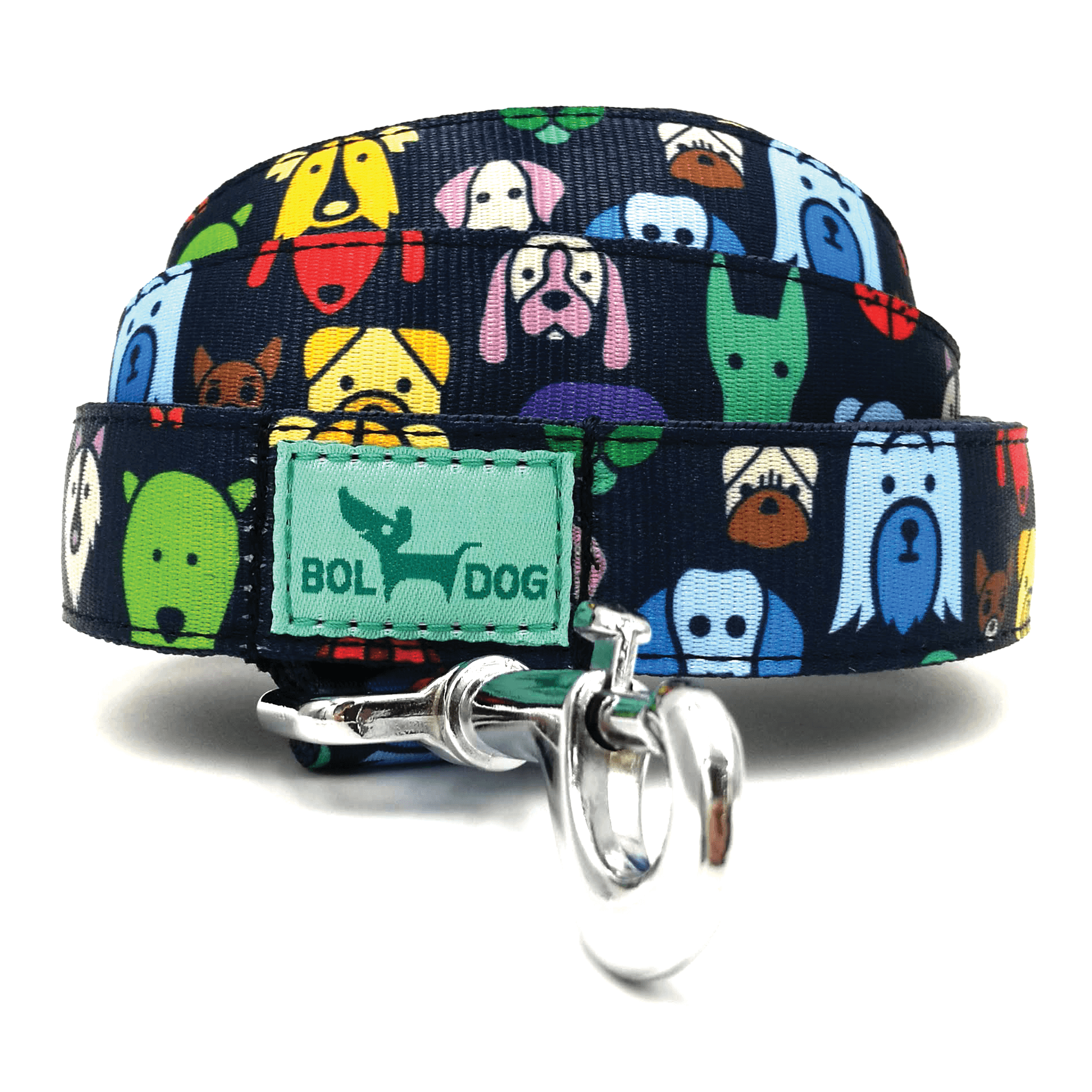 Pack dog leash