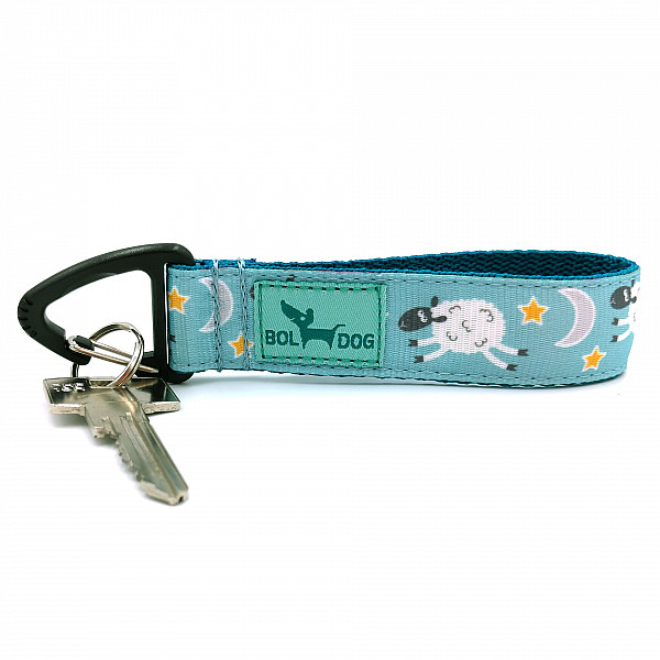 Wooly key holder