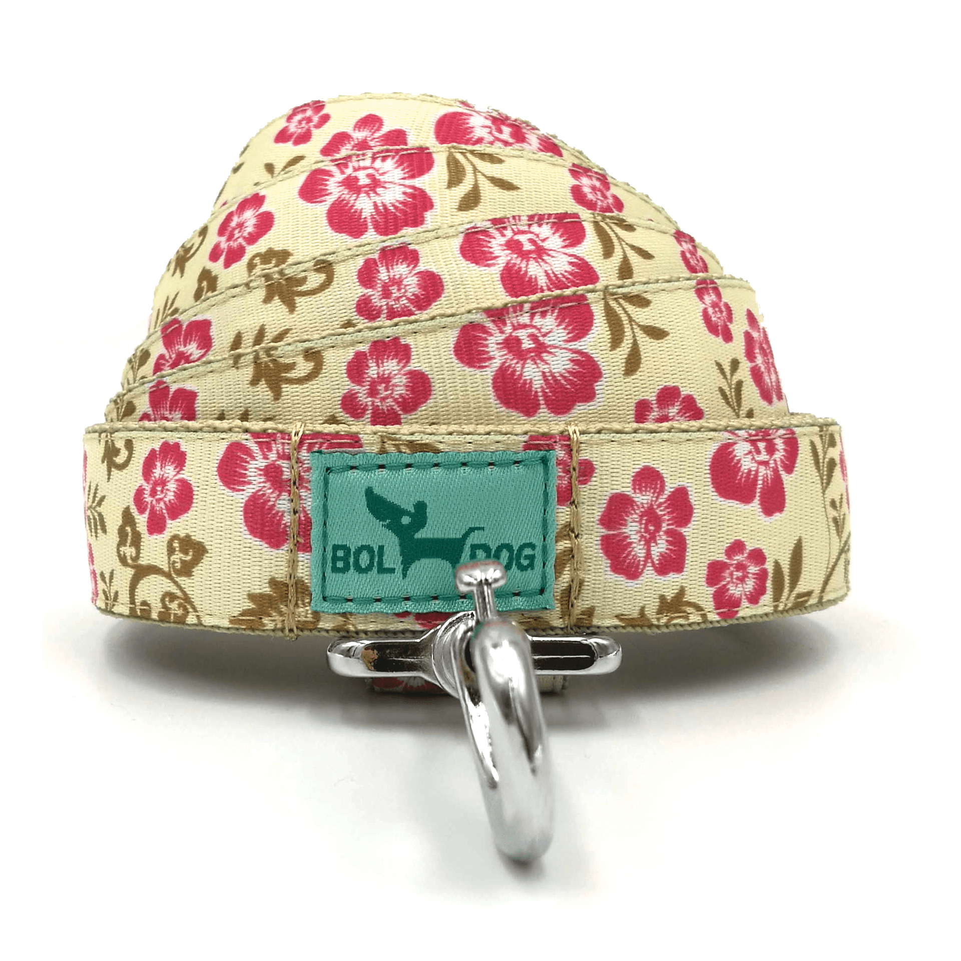 Hibiscus dog leash