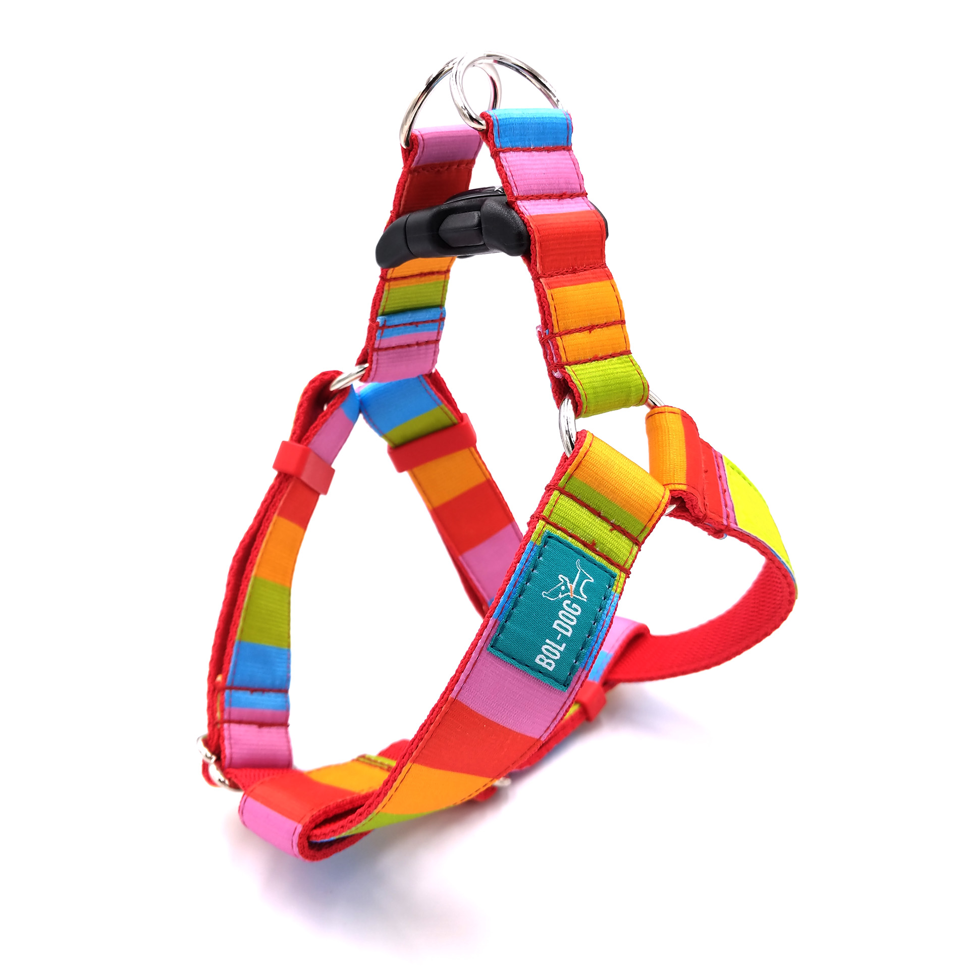 Waggish dog harness