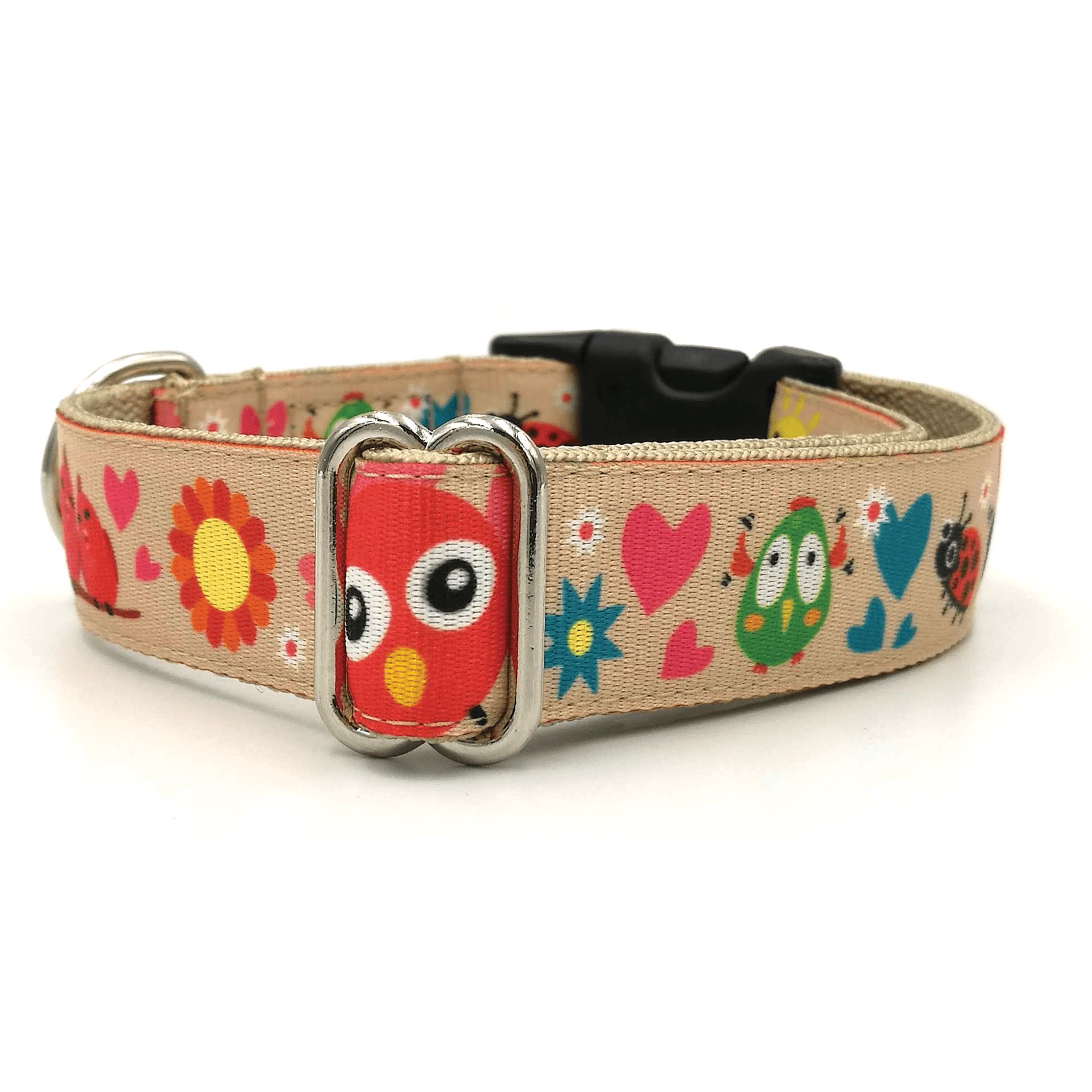 Garden dog collar