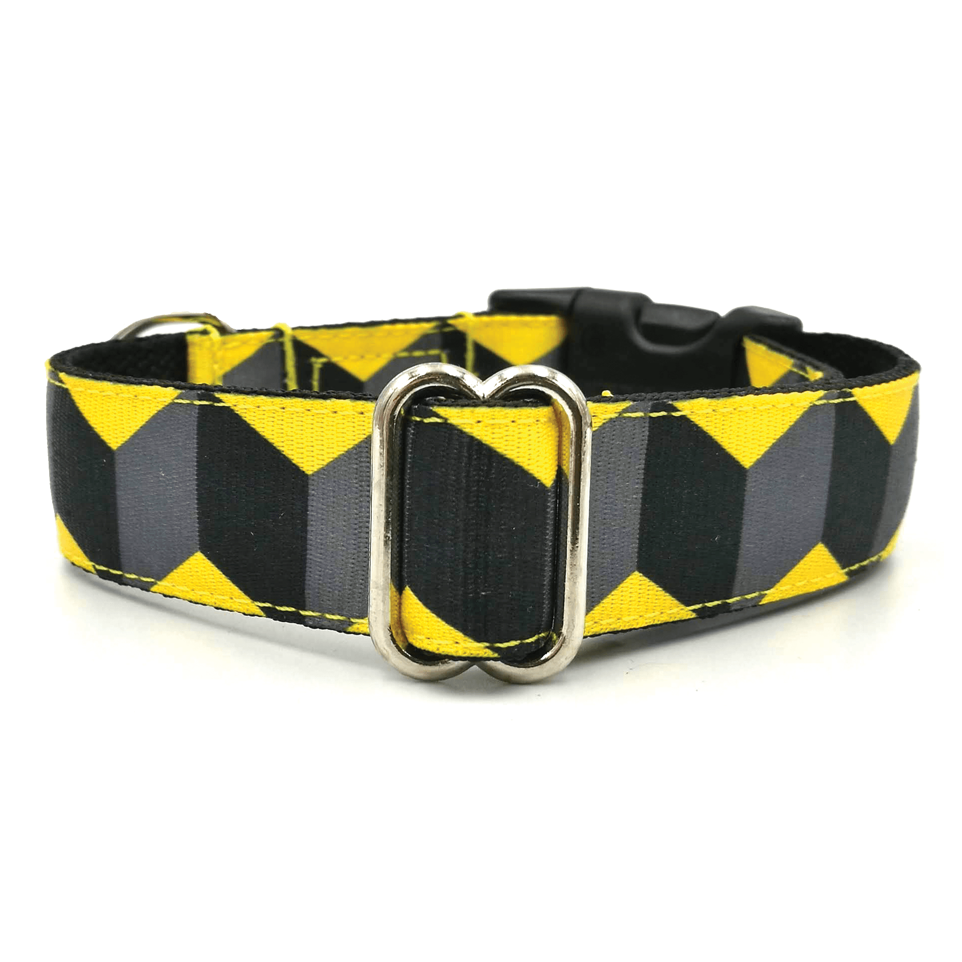 Cube dog collar