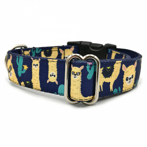 Lama dog collar