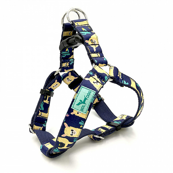 Lama dog harness