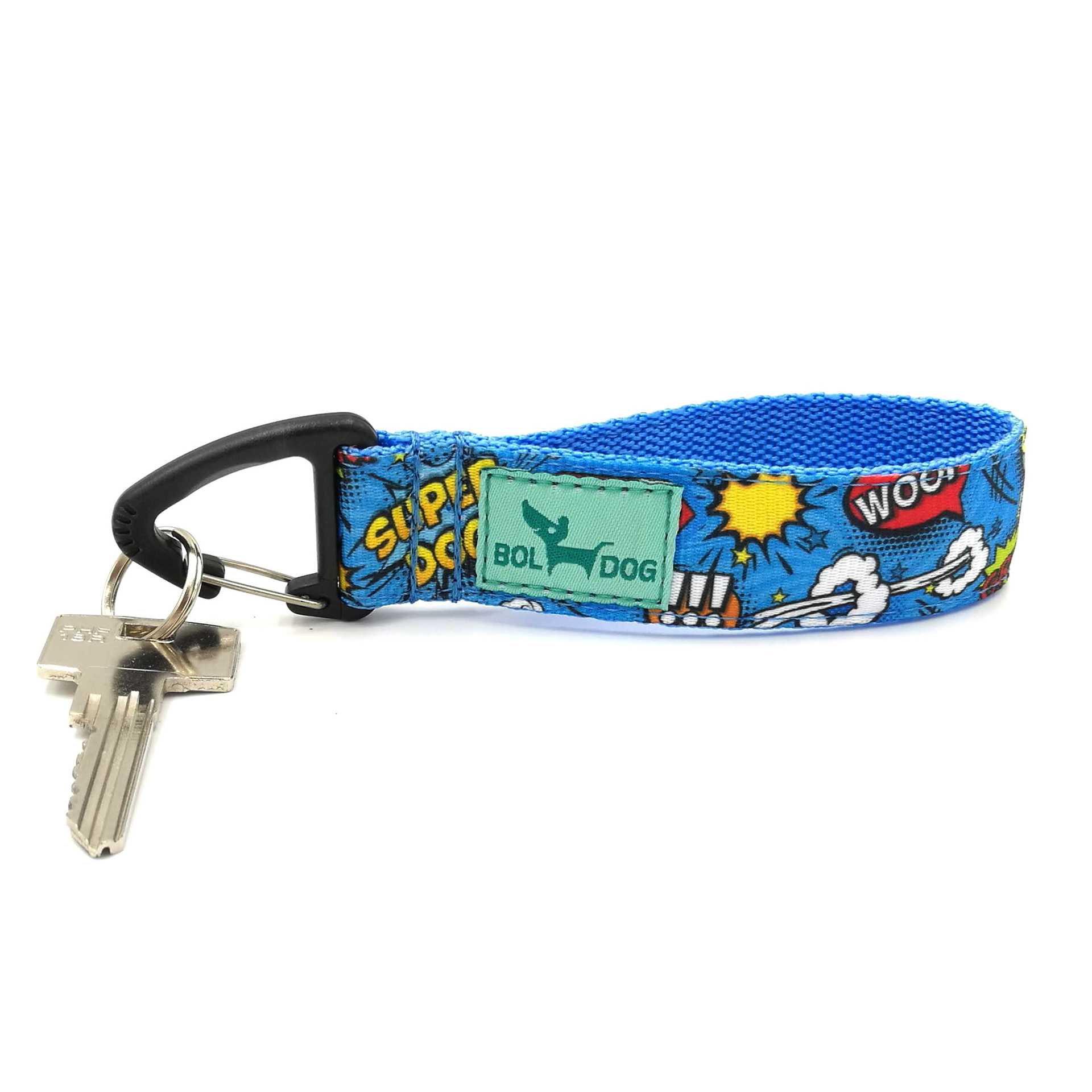 Superdog key holder