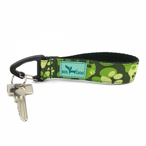 Camo key holder