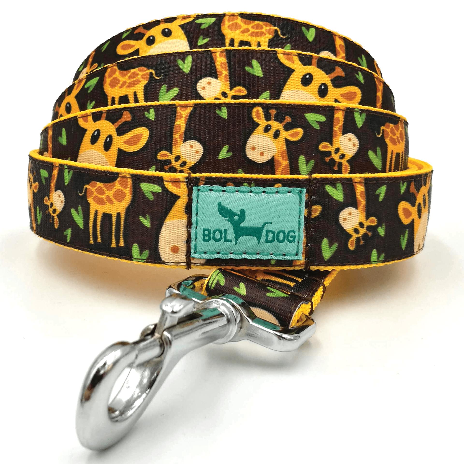 Giraffe pettern dog leash Bol-Dog