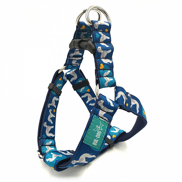 Bedlington harness
