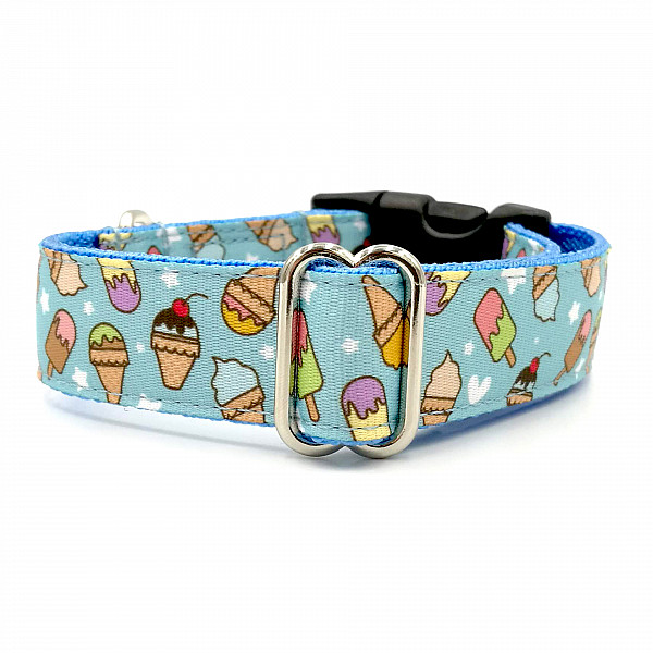 Ice cream collar
