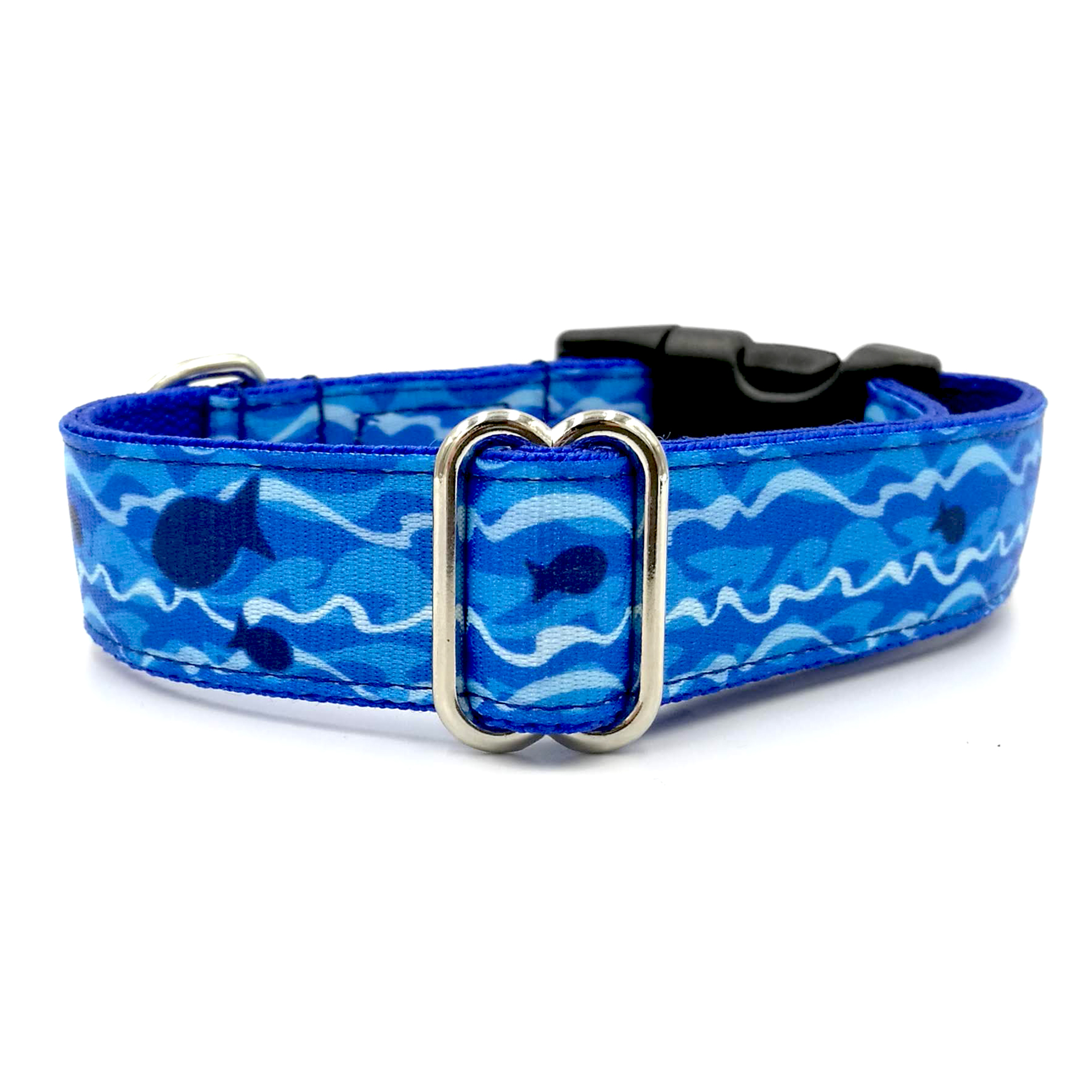 Fisherman dog collar