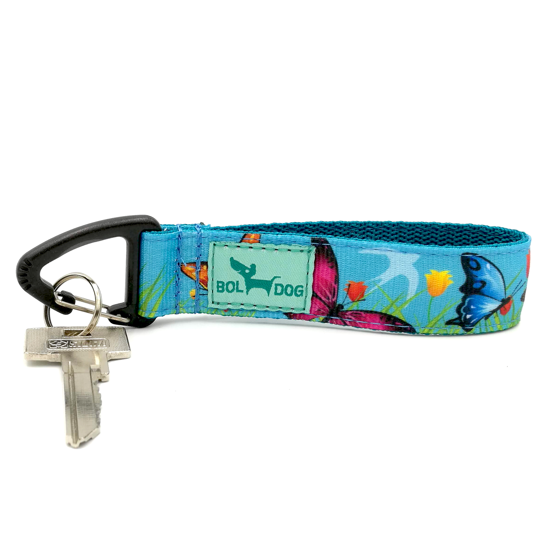 Butterfly key holder