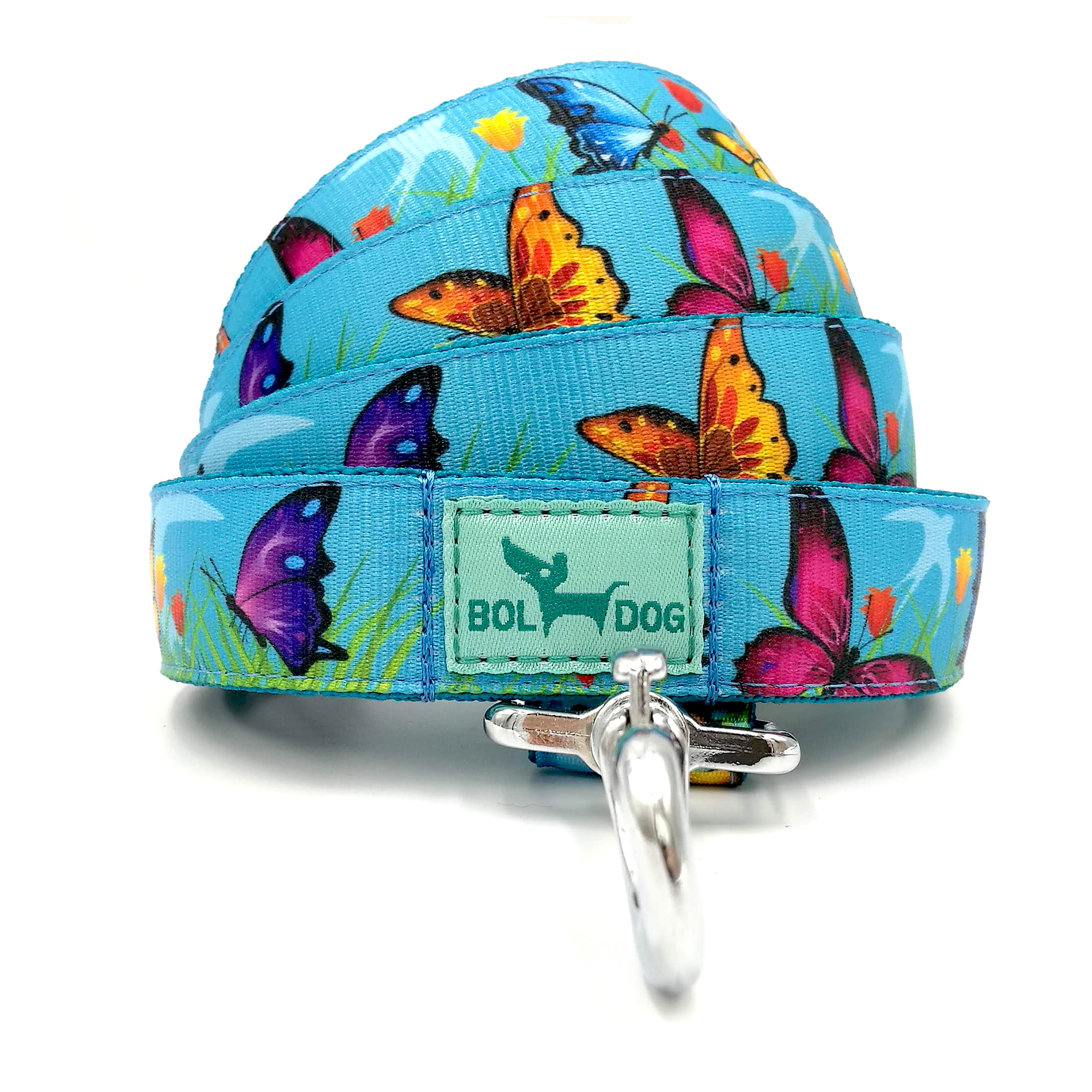 Butterfly dog leash