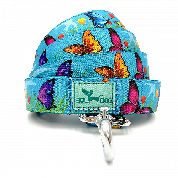 Butterfly leash