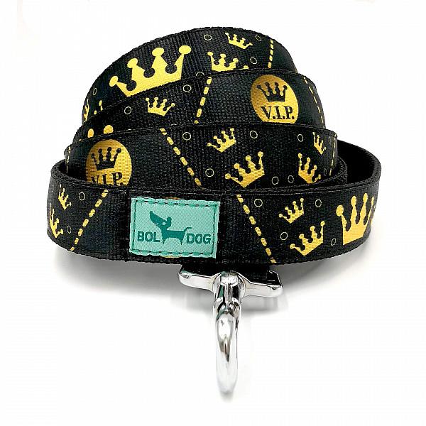 Vip dog leash